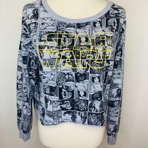 Star Wars Graphic Sweatshirt Size Small